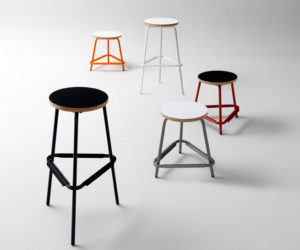 Hocker, Barstool, S82, S42, Martini, Müller Möbelfabrikation, Studio Faubel, Licht, Möbel, Stuhl, Leuchte, Lampe, Innenarchitektur, Design, Möbeldesign, Interior Design, Chair, Lounge, Light, Lighting, Interior Design, München, Dachau, Werkstatt, Gregor Faubel, Julia Romeiss, Produktdesign, Raum, Planung, Blog, Table, Workspace